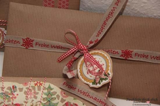 Weihnachtsgeschenke frohe Weihnachten